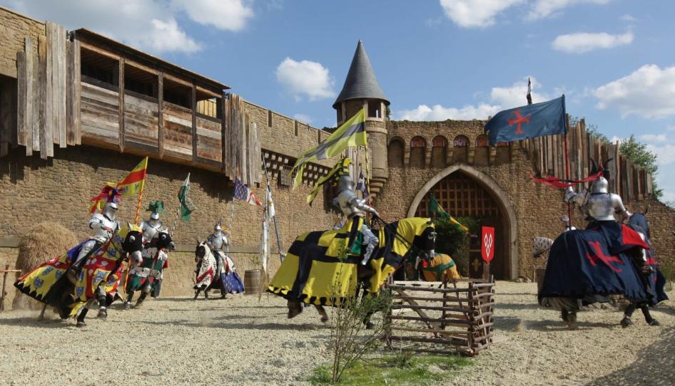 Activités d'été pour les enfants au Puy du fou