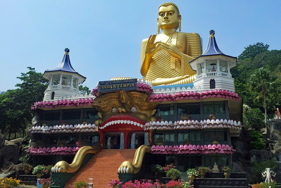 Voyage au Sri Lanka: les incontournables de Dambulla
