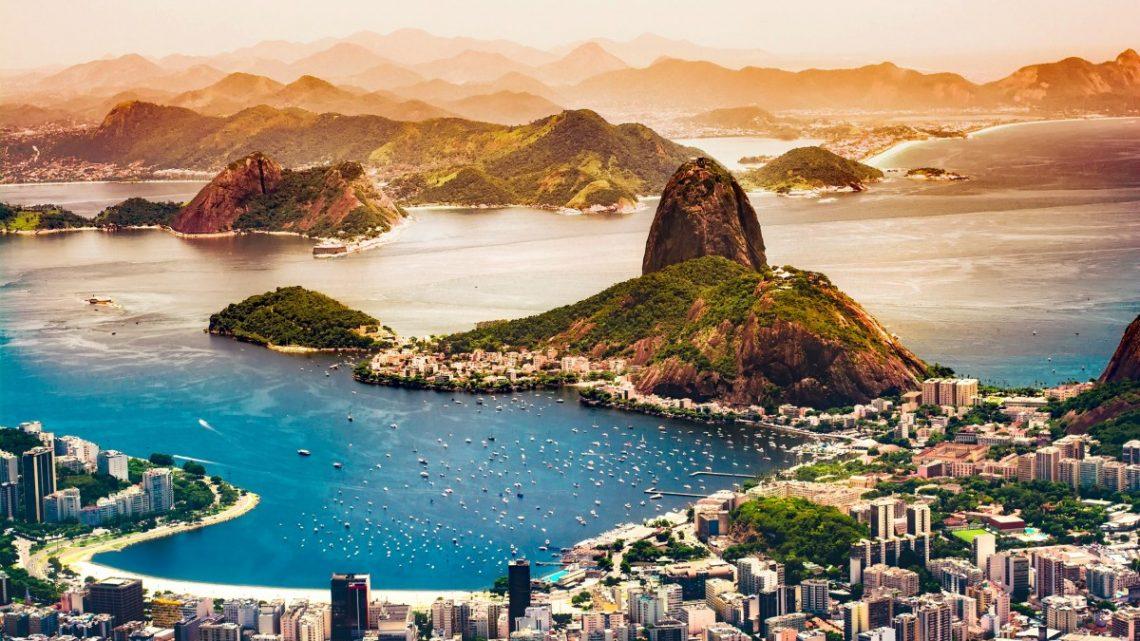 Parcourir le Brésil avec un plan bien détaillé et étudié à l'avance