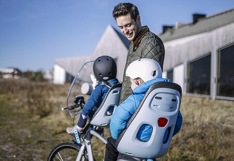 Comment choisir le meilleur porte-bébé vélo ?