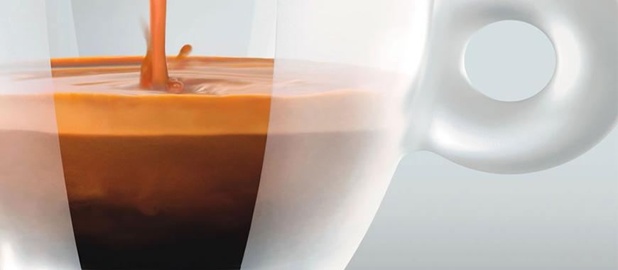 Une machine à café économique mais stylé