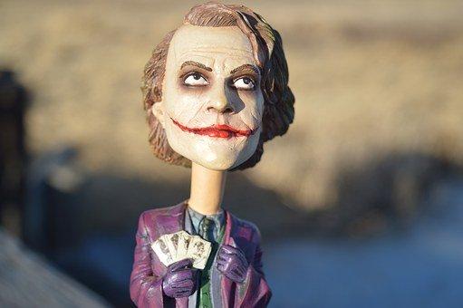Déguisez-vous en Joker