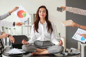 gestion de stress en entreprise