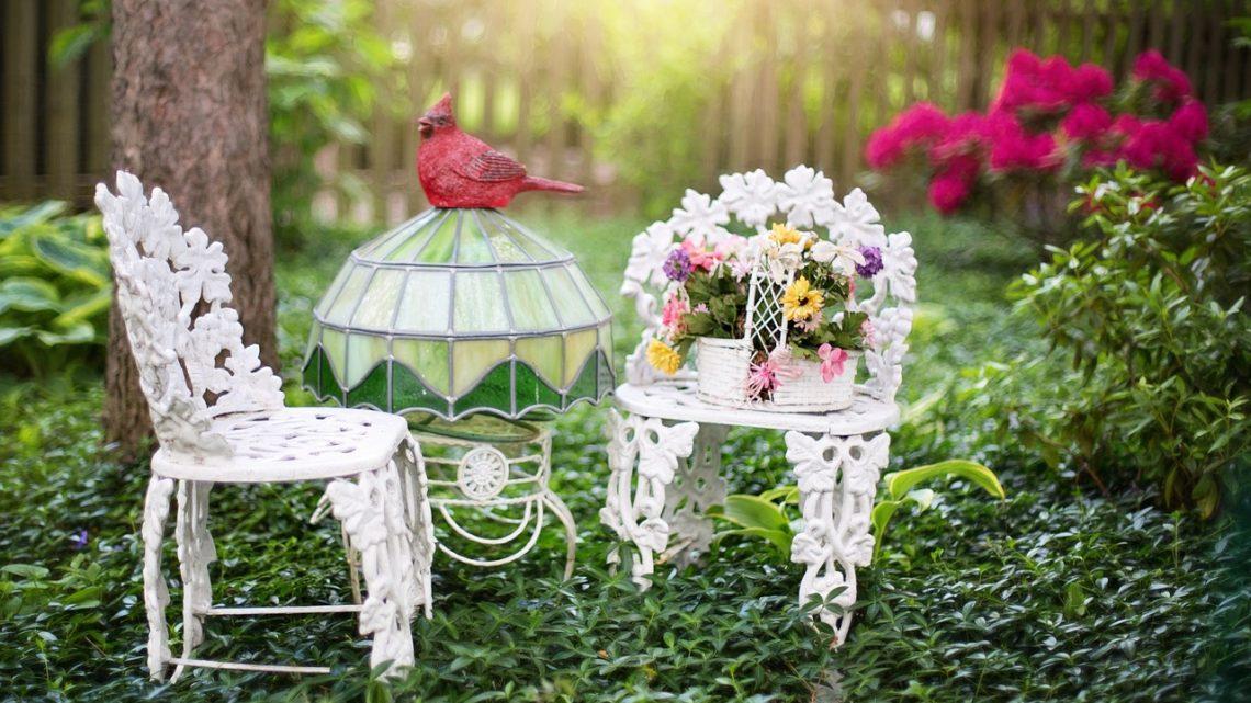 Comment choisir le mobilier de son jardin