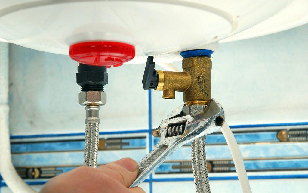Comment colmater une fuite à un ballon d'eau chaude ?