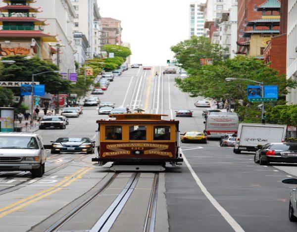 Escapade aux États-Unis : tomber sous le charme de San Francisco