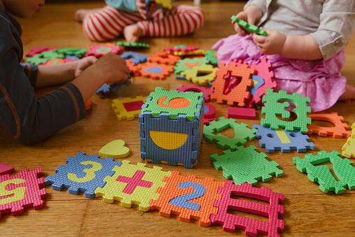 Quels jeux pour un enfant de 2 à 3 ans ?
